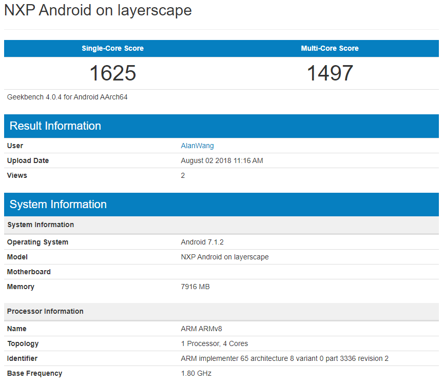 Geekbench_score_for_ls1046ardb