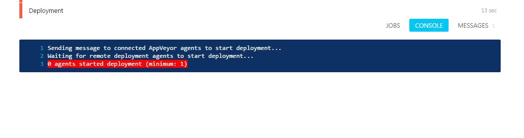 Deployment-detail