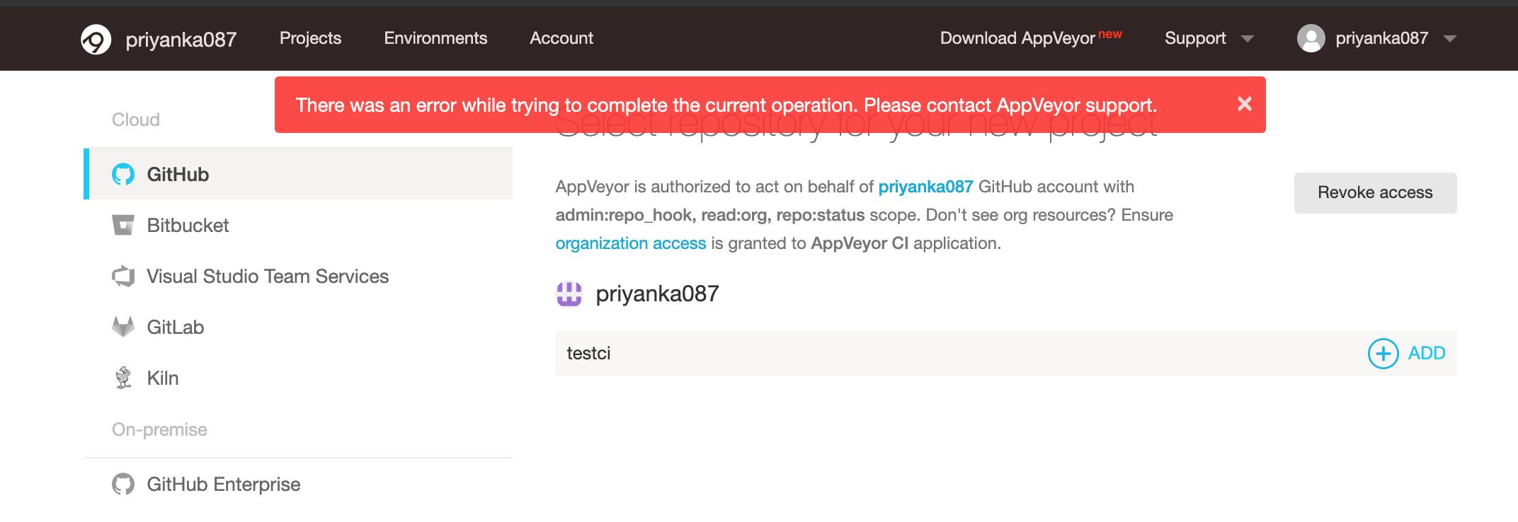 Appveyor_issue