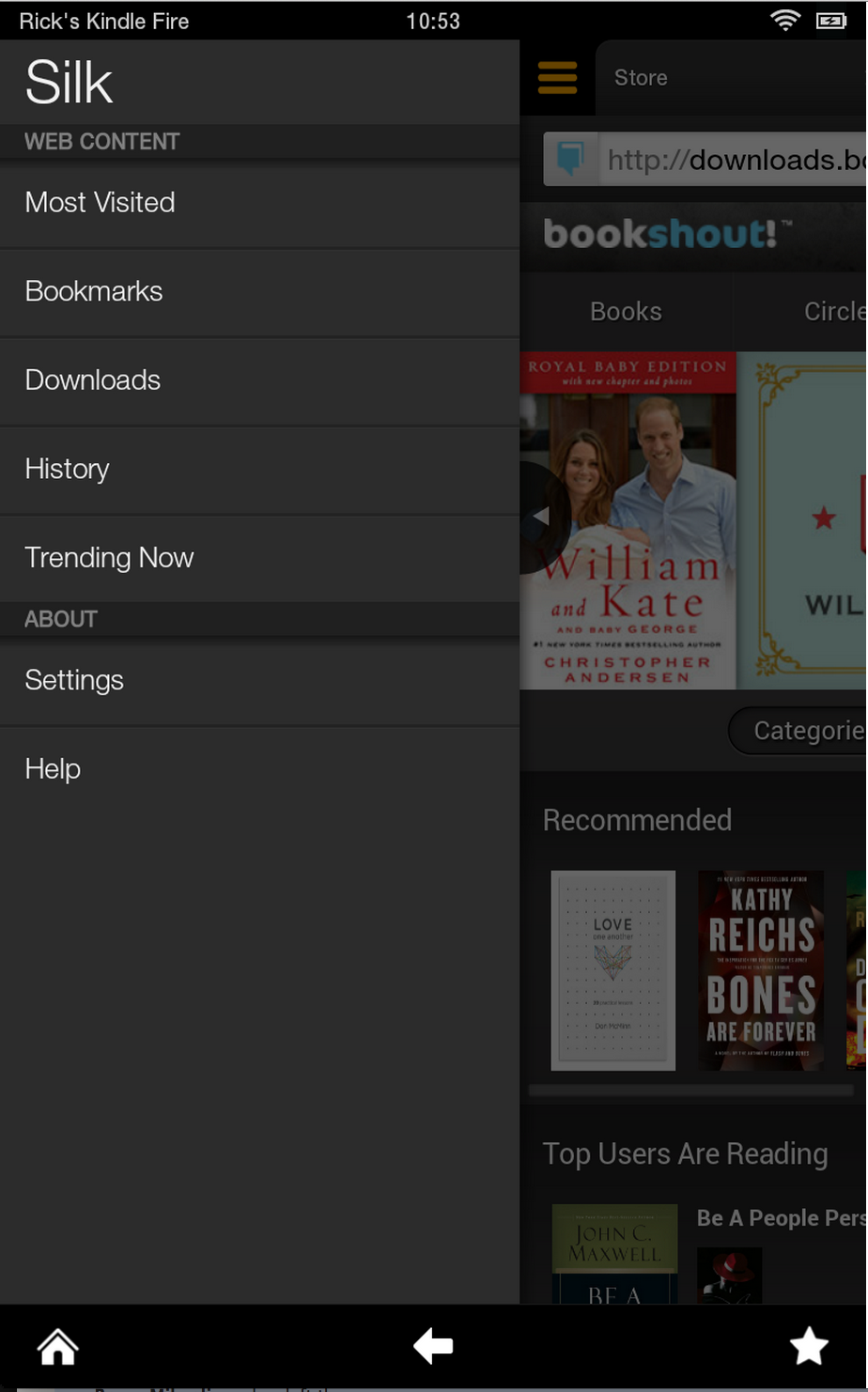 Bookshout App Not Found On Kindle Fire Hd Problems