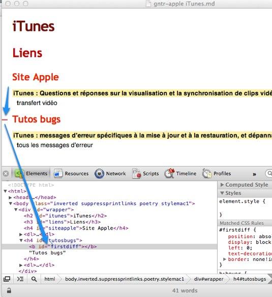 Code-bug