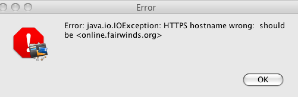 Fairwinds_error
