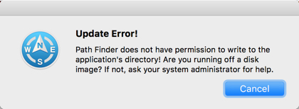 Pathfinder_update_error_message