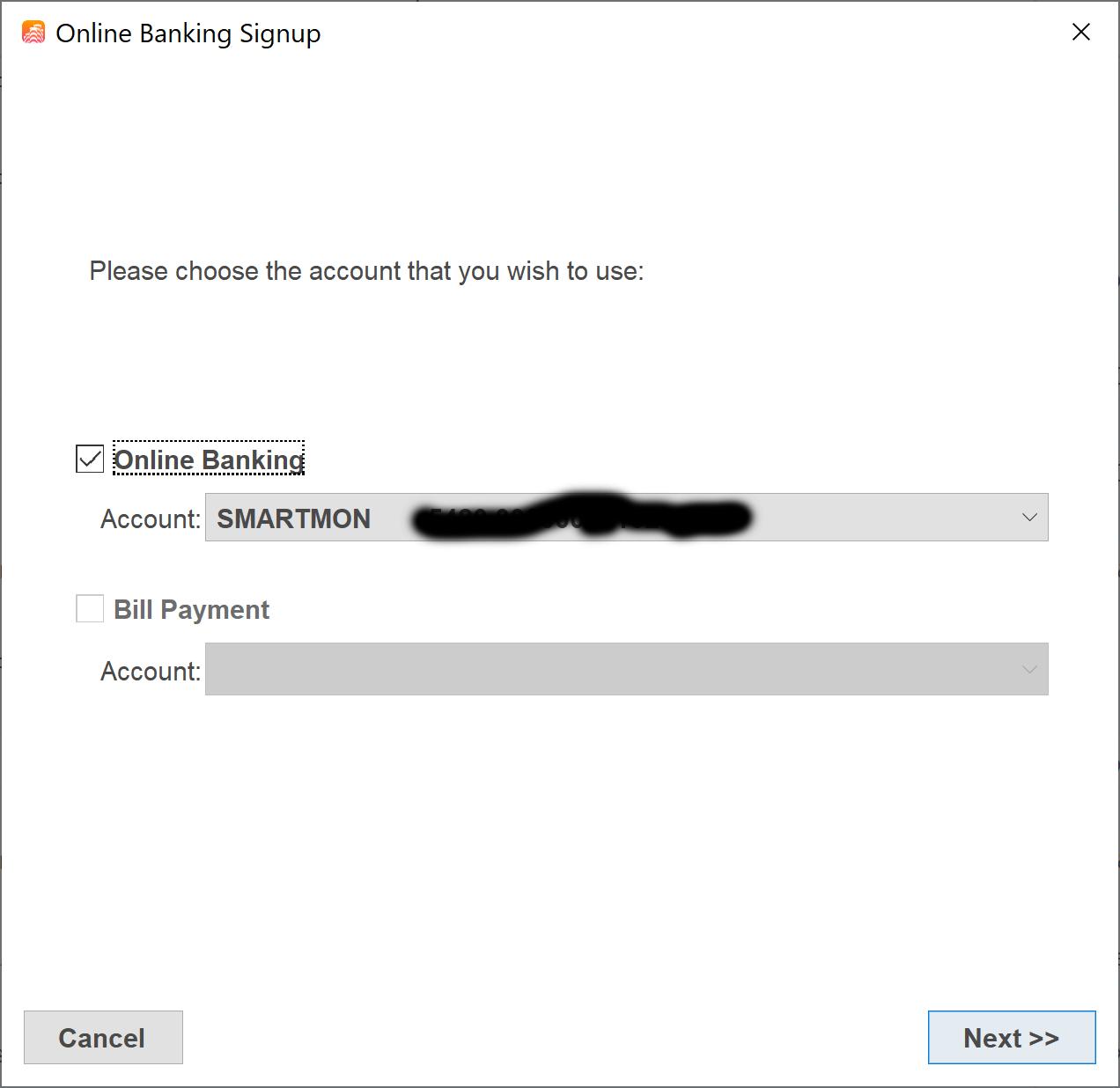 Online-banking-signup
