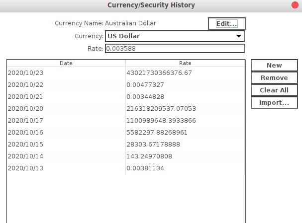 Moneydance-currency