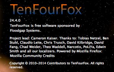 Tenfourfox