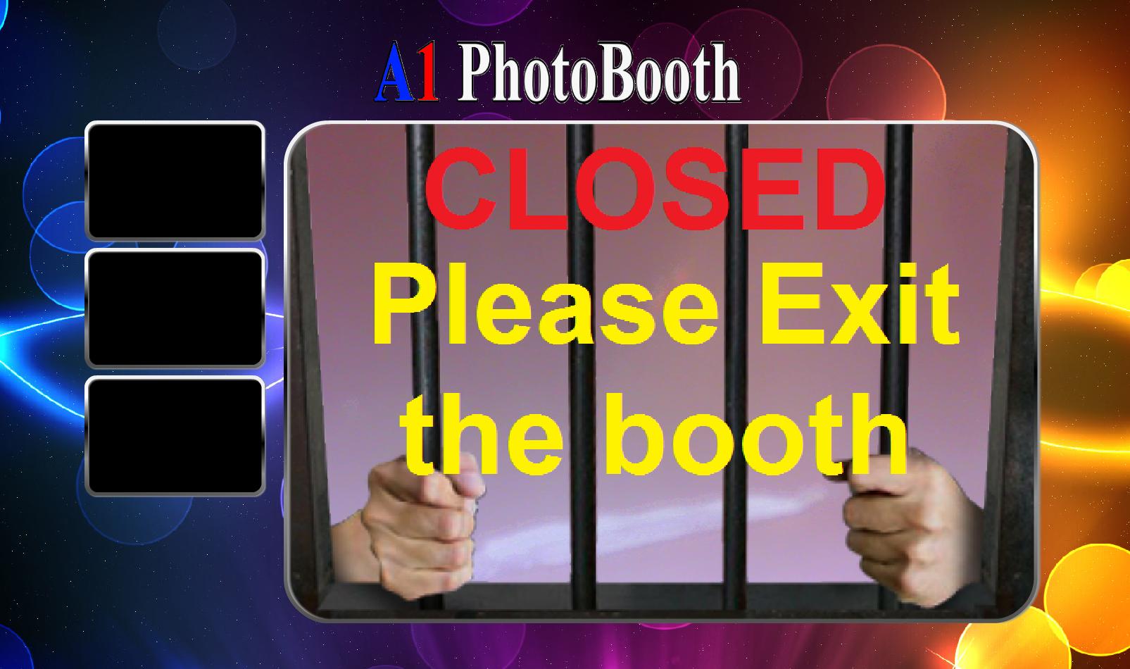 Closed-screen
