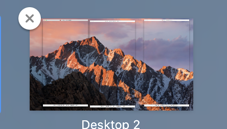 Spaces Rendering Glitch on Mojave (Maybe High Sierra too