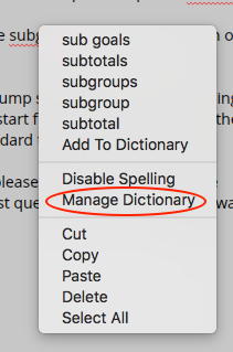 Manage_dictionary