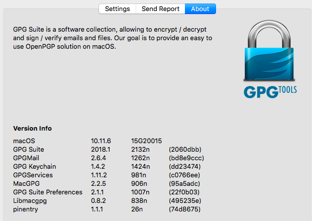 Gpg_version_snapshot