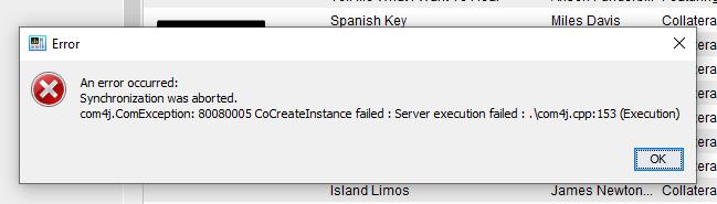 Com_error