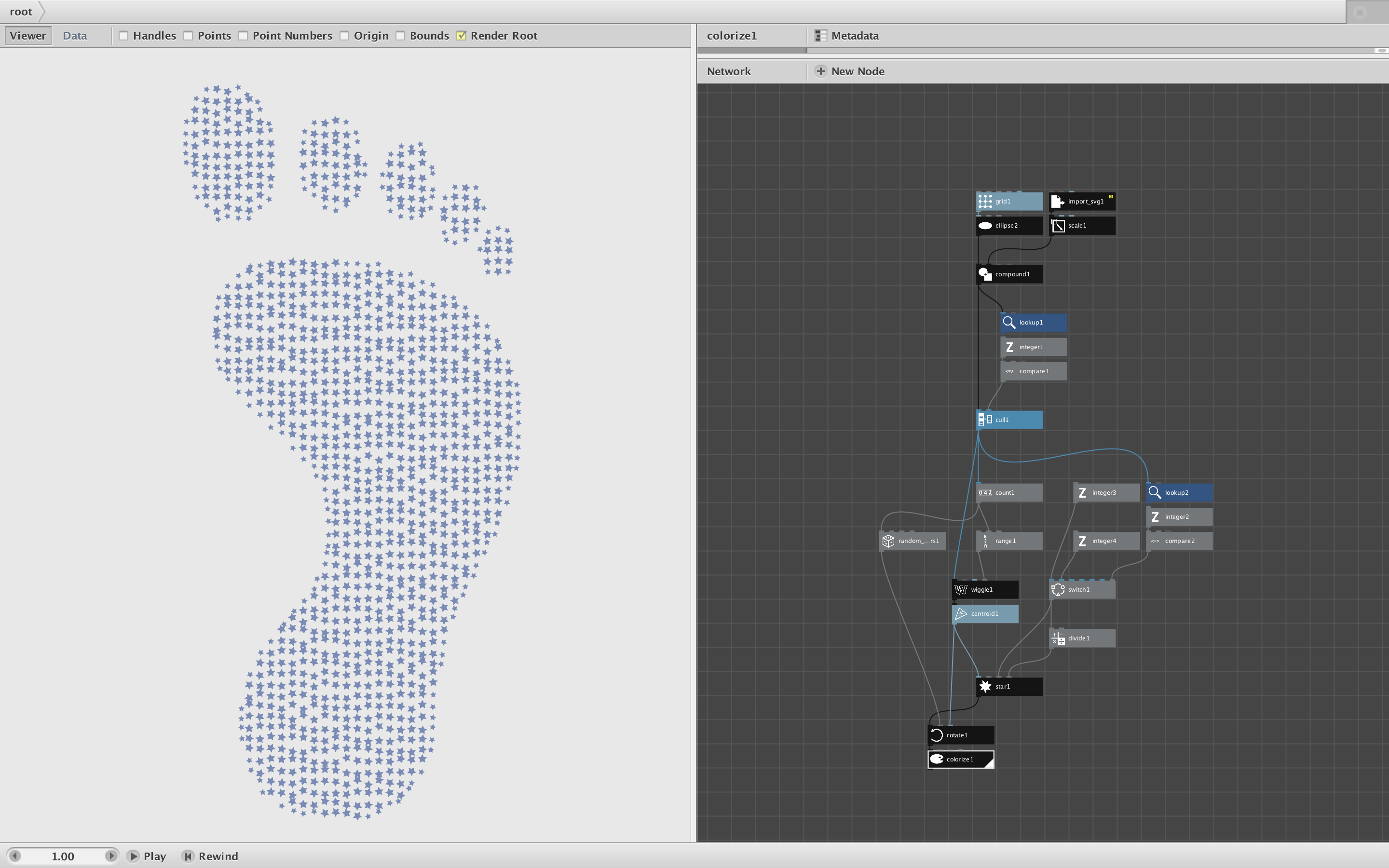 Footprint_screenshot