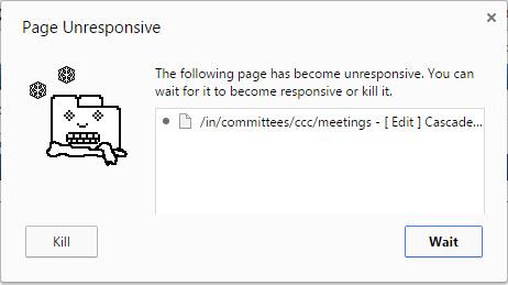 Chrome-error