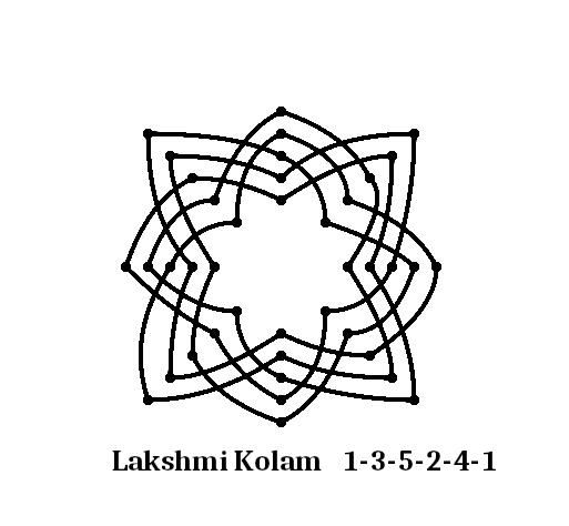 Lakshmi-kolam