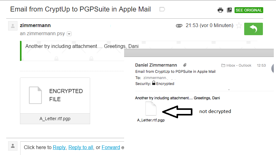 GPGMail: Innline/PGP attachments are not being decrypted