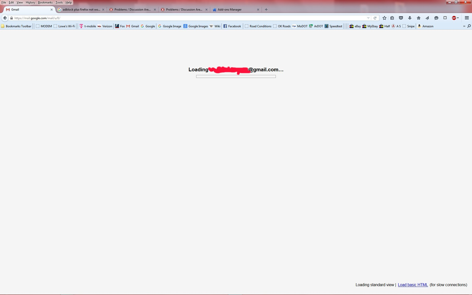 Firefox Gmail Adblocker AdBlocker for Gmail Get this