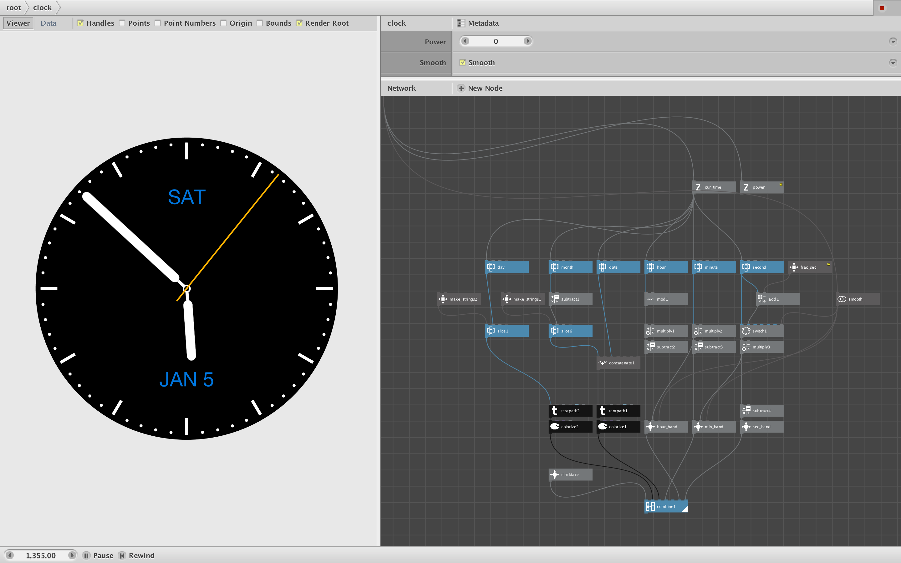 Clock_screenshot