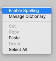 Enable_spelling