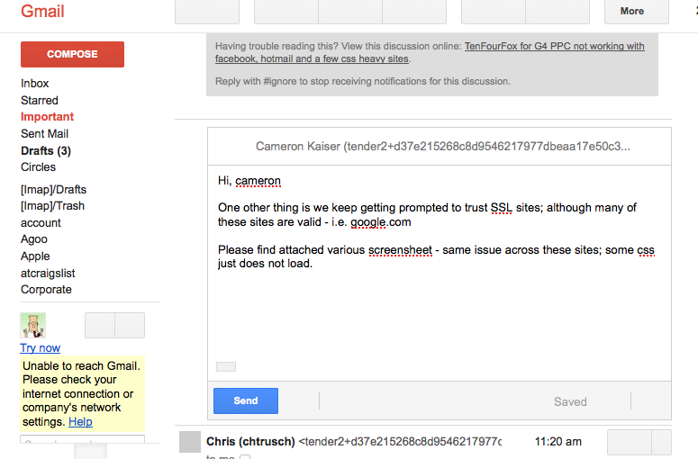 Gmail-nobuttons