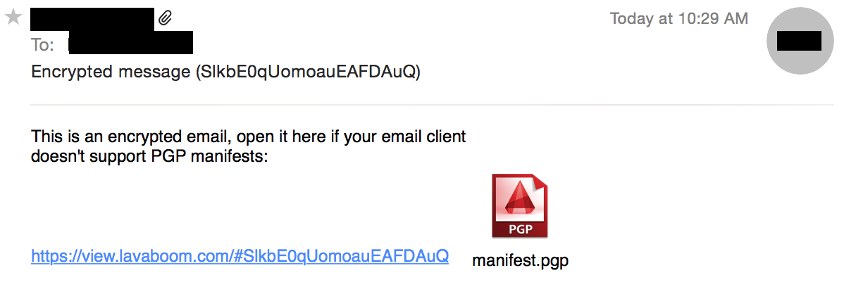 GPGtools not decrypting email with plaintext section, i e