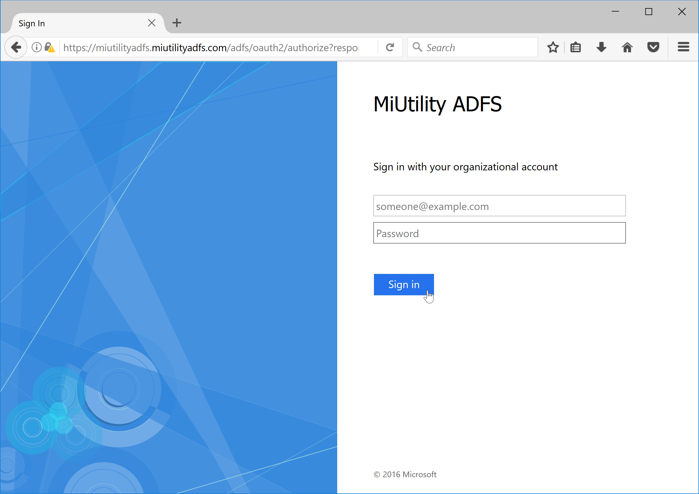 Login Scrip fails on Federated Authentication / Questions