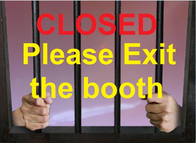 Closed-jail