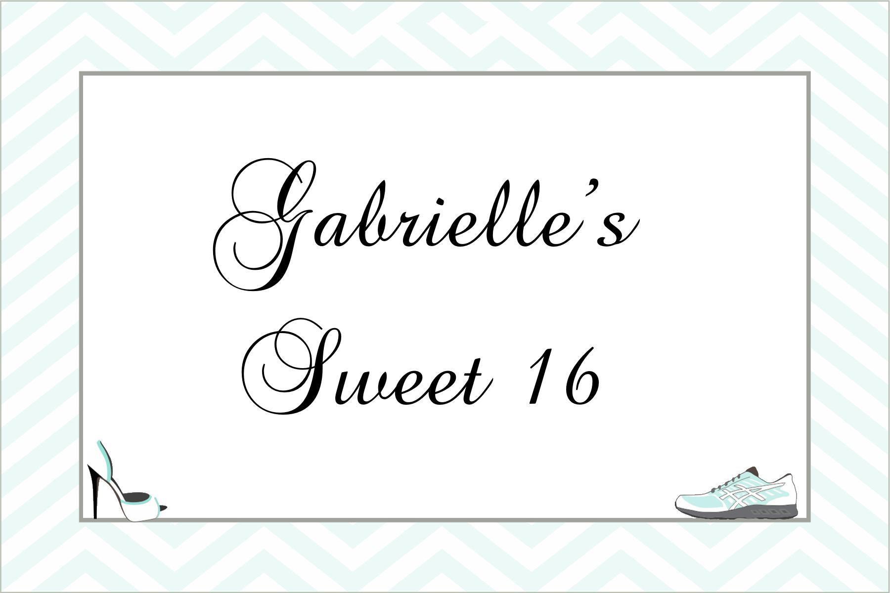 Gabriellesweet16
