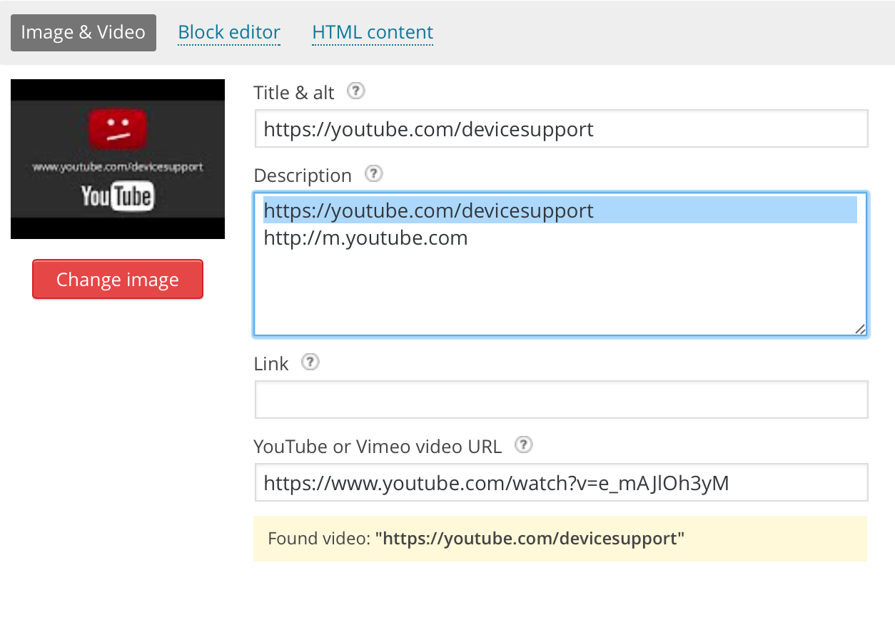 YouTube API support / RoyalSlider WordPress Issues / Discussion Area