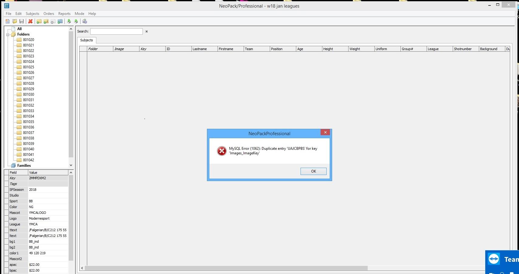 Sql_error_1062_timestone
