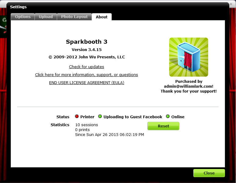 spark booth torrent and crack