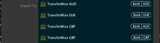GBP Accounts Import